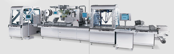 Example of Multivac Integrated Thermoforming System Downtime Reduction