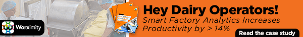 Dairy Success Story! Smart Factory Analytics
