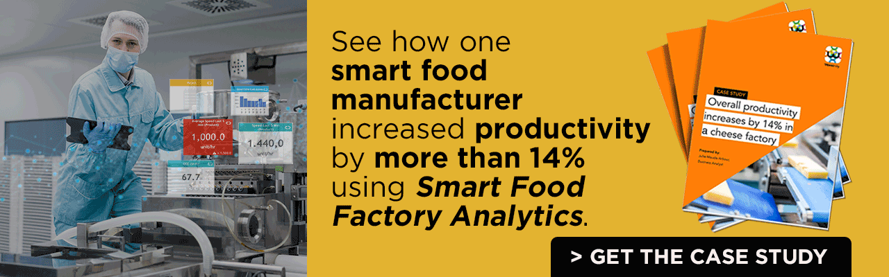 Smart Food Factory Analytics - Case Study_Dairy